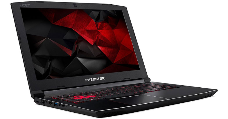 Acer Predator Helios 300 - Best Laptops For Programming Students