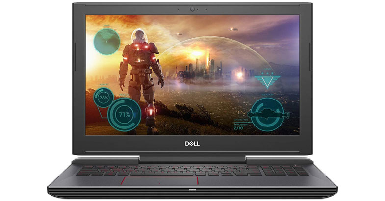 Dell G5587-7866BLK-PUS G5 15 5587 - Best Laptops For Mechanical Engineering Students