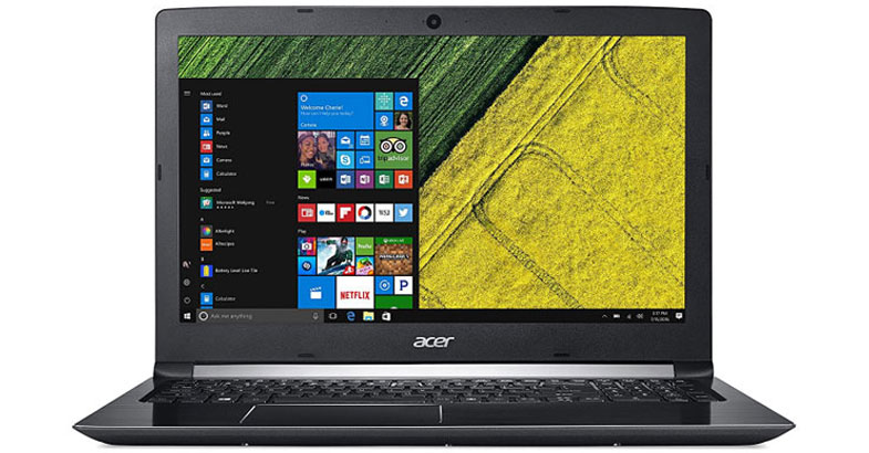 Acer Aspire 7 - Best Laptops For Mechanical Engineering Students