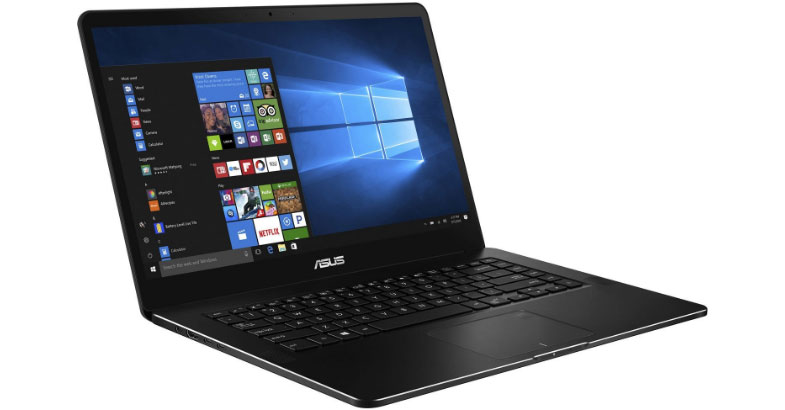 ASUS ZenBook Pro - Best Laptops For AutoCAD
