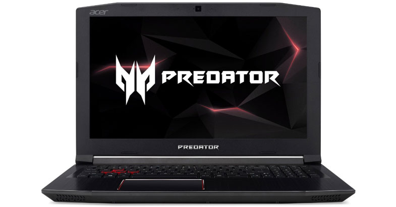 Acer Predator Helios 300 - Best Gaming Laptops Under 1500 Dollars