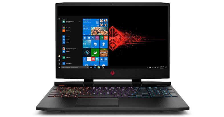 OMEN HP 15 dc0030nr - Best Laptops For AutoCAD