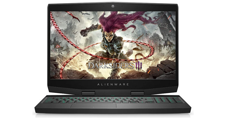 Alienware M15 - Best Gaming Laptops Under 1500 Dollars