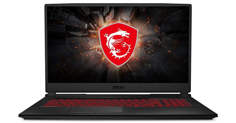 MSI GL75 9SEK-056 - Best Gaming Laptops Under 1500 Dollars