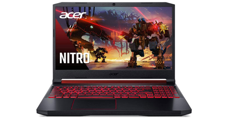 Acer Nitro 5 - Best Laptops For Fusion 360