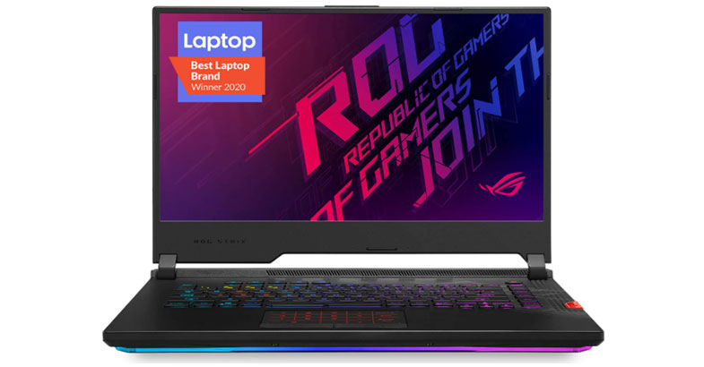 ASUS ROG Strix Scar 15 - Best Laptops For Mechanical Engineering Students