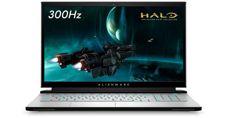 Alienware M17 - Best Laptops For Mechanical Engineering Students